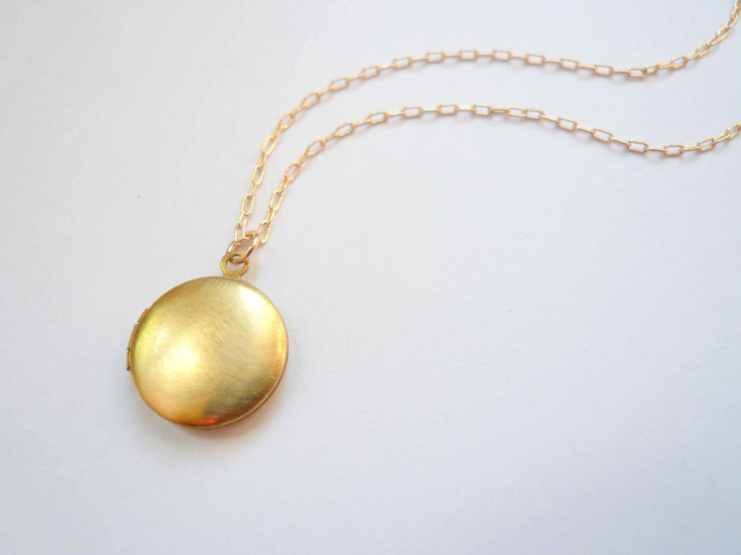 simple locket gold lockets listing fullxfull il smooth filled round zoom